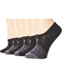Adidas Originals | Originals Blocked Space Dye Super No Show Sock 6-pack | Lyst