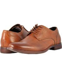 eefc6d8807f7f Rockport - Style Purpose Plaintoe (black) Men's Lace Up Casual Shoes - Lyst