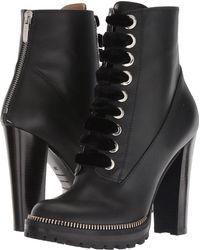 Sergio Rossi - A81860-mmvg02 (black Nappa) Women's Boots - Lyst