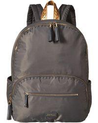 Jack Rogers - Brooklyn Backpack (charcoal) Backpack Bags - Lyst