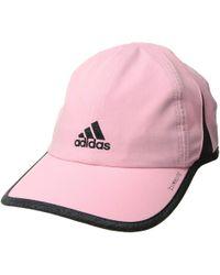 24a4f09e01a Lyst - adidas Superlite Pro Cap (clear Mint Jersey Fleck onix) Caps ...
