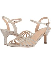 Paradox London Pink - Laurie (champagne) Women's Shoes - Lyst
