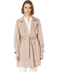 BB Dakota - Trench Kiss Coat (birch) Women's Coat - Lyst