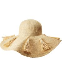 L*Space - L* Beach Weekend Hat (natural) Traditional Hats - Lyst