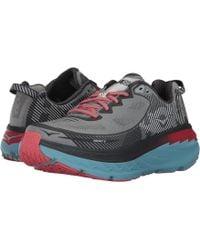 Hoka One One - Bondi 5 (black/anthracite) Women's Running Shoes - Lyst