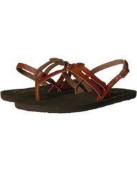 Cobian - Tica (black) Women's Sandals - Lyst