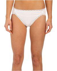 Natori - Bliss French Cut (black) Women's Underwear - Lyst