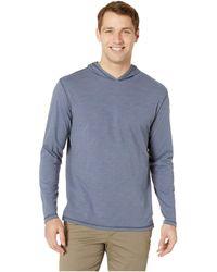 5eae882f57e7 Pendleton - Otter Rock Hoodie (stormy Grey) Men's Sweatshirt - Lyst