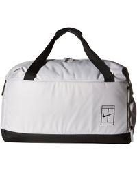 Nike - Court Advantage Tennis Duffel Bag - Lyst