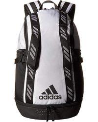 9f730954de adidas - Creator 365 Basketball Backpack (grey) Backpack Bags - Lyst