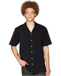 Publish - Feregrino Woven Button Up (black) Men's Clothing - Lyst