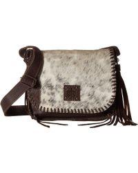 STS Ranchwear - Selah's Saddlebag (cowhide) Handbags - Lyst