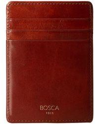 Bosca - Front-pocket Wallet - Lyst