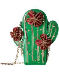 Betsey Johnson - Lookin Sharp (multi) Handbags - Lyst