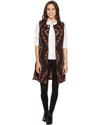 Double D Ranchwear - Cross Canyon Vest (multi) Women's Clothing - Lyst