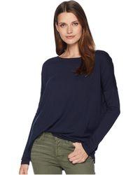 Pendleton - Long Sleeve Jersey Tee (bossa Nova) Women's T Shirt - Lyst