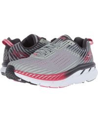 Hoka One One - Clifton 5 (alloy/metal) Women's Running Shoes - Lyst