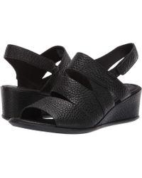 1aad364ff25 Ecco - Shape 35 Wedge Sandal (vanilla Cow Leather) Women s Sandals - Lyst