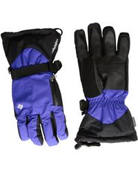 Columbia - Bugabootm Interchange Glove (clemente Blue/black) Extreme Cold Weather Gloves - Lyst
