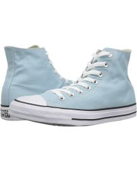 Converse - All Star Chuck Taylor Hi Casual Unisex Trainers - Lyst