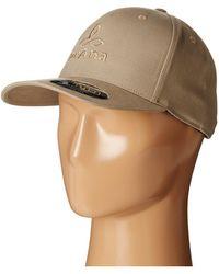 Prana - Logo Ball Cap (dark Khaki) Baseball Caps - Lyst