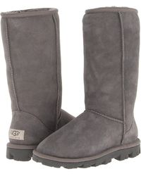 UGG - Essential Tall (chocolate) Women's Boots - Lyst