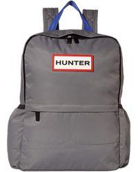 HUNTER - Original Nylon Backpack - Lyst
