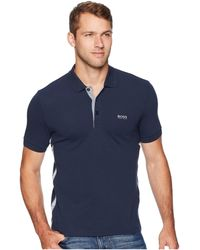 BOSS Green - Paule (navy) Men's Clothing - Lyst