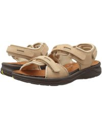 Drew - Cascade (sand Nubuck) Women's Sandals - Lyst