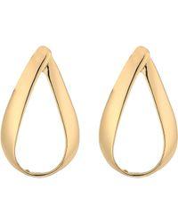 Robert Lee Morris | Gold Orbital Earrings | Lyst