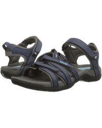 Teva - Tirra (black/grey) Women's Sandals - Lyst
