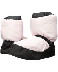 Bloch - Warm Up Bootie (candy Pink) Women's Boots - Lyst