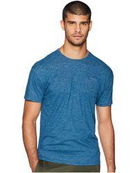 Hurley - Dri-fit Lagos Port Short Sleeve (blue Force) Men's Clothing - Lyst