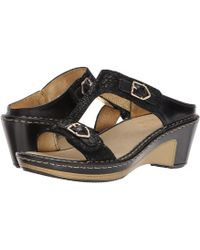 Alegria - Lara Exclusive (tile Me More Black) Women's Shoes - Lyst