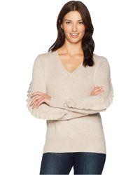 Kut From The Kloth - Marlee Sweater (heather Tan) Women's Sweater - Lyst