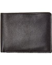 Perry Ellis Portfolio - Gramercy Passcase (black) Wallet - Lyst