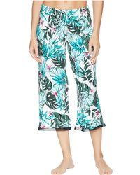 Jockey - Cropped Pants (famingo Print) Women's Pajama - Lyst