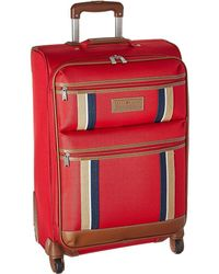 Tommy Hilfiger - Scout 4.0 25 Upright Suitcase (navy) Luggage - Lyst