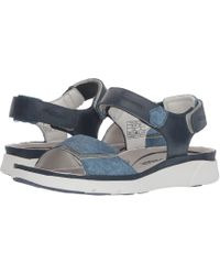 Allrounder By Mephisto - Tabasa (jeans Blue/denim Glamour) Women's Shoes - Lyst
