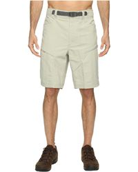 The North Face - Paramount Trail Shorts (granite Bluff Tan) Men's Shorts - Lyst