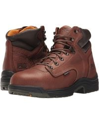 "Timberland - Titan® 6"" Safety Toe - Lyst"