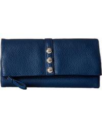 Brighton - Nolita Shimmer Large Wallet - Lyst
