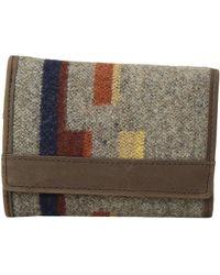 Pendleton - Trifold Wallet (tucson Black) Wallet Handbags - Lyst