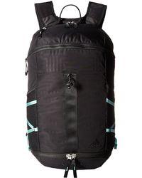 4ef3f2cbec28 adidas - Studio Ii Backpack (black Dot Punch Emboss black easy Green)