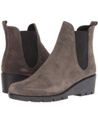 The Flexx - Slimmer (fango Suede) Women's Boots - Lyst