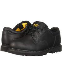 Caterpillar - Ridgemont 2.0 (oak) Men's Plain Toe Shoes - Lyst