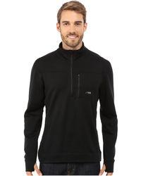Mountain Khakis - Rendezvous Quarter Zip Shirt - Lyst