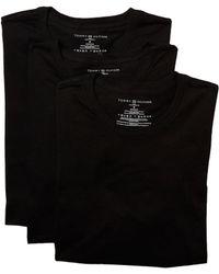 Tommy Hilfiger - Cotton Classics Slim Crew Neck 3-pack - Lyst