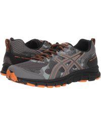 online retailer 9d430 a3acf Asics - Gel-scram 4 (carbon lava Orange) Men s Running Shoes -