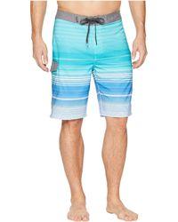 Rip Curl - Mirage Disclosure Boardshorts (teal) Men's Swimwear - Lyst